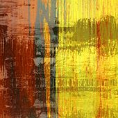 art abstract colorful silk textured blurred background in red, green, brown, yellow and gold colors