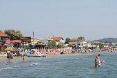 Laganas Beach On Zakynthos