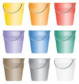 Buckets and/or Pails
