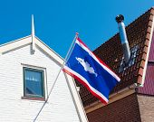 Urk Municipality Flag