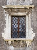 Old Sicilian Window