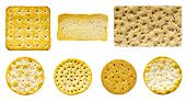 Savoury Biscuit And Cracker Selection