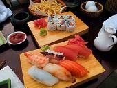 Japanese Cuisine - Rolls