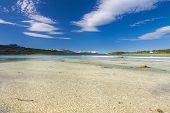 Paradise beach of Lofoten