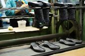 Footwear production - boots and rubber soles