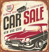 foto of 50s 60s  - Car sale  - JPG