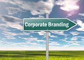 Signpost Corporate Branding