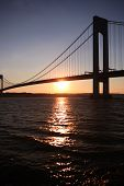 The Verrazano-Narrows Bridge , The largest and longest bridge in New York City