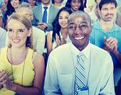 Diversity Casual People Teamwork Organization Seminar Concept