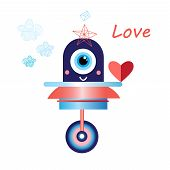 robot in love funny