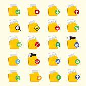 Folder Icon Set.