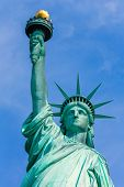 Liberty Statue New York American Symbol USA US