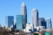 Uptown Charlotte, NC