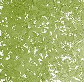 Fleur De Lis Scattered Pattern