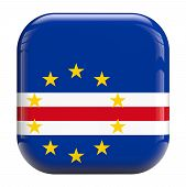 Cape Verde Flag Icon Image