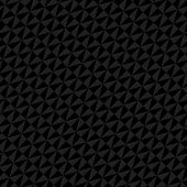 Geometric Seamless Vector Abstract Pattern with Dark Triangles