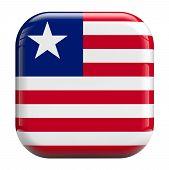 Liberia Flag Icon Image