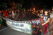 Religious Parade in Bali