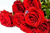 Red Roses And A Ring