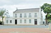 Historical Building In Worcester, South Africa