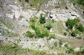 Quarry under Koziniec