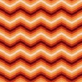 Endless wavy pattern. Regular abstract corrugated texture. Plain geometric texture.