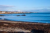 picture of galway  - The sea near Spiddal, Co. Galway, Ireland