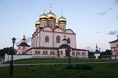 Valdaisky Iversky Svyatoozersky Bogoroditsky Monastery in Russia