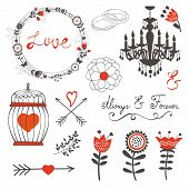 Beautiful love set