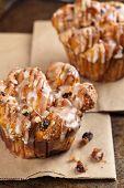 Cinnamon Raisin Muffins - Cobblestone
