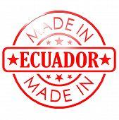 Made In Ecuador Red Seal