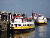 Two Casco Bay Ferries