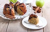 Spelt Apple Ring Cake