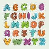 Cartoon Font