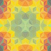 pic of psychedelic  - Vector Abstract Modern Psychedelic Pattern - JPG