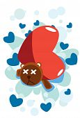 The big heart lean