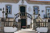 pic of city hall  - Portugal the city hall of Vila Real - JPG