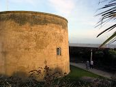 Martello Tower At Eastbourne