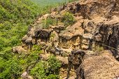 Постер, плакат: Doi Tok Grand Canyon In Mae Wang National Park Chiangmai Thailand
