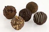 Five Assorted Truffles