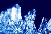Crystals macro