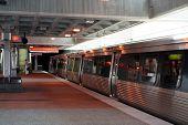 Subway in Atlanta