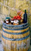 Maltese Food Display