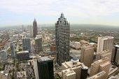 Picture of downtown Atlanta during the day