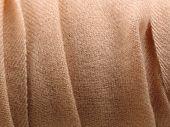 Lines Of Soft Pashima Folds