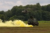 Military Demonstration