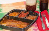 Microwave Mexican Food