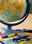 Globe & Atlas