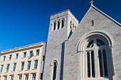 Augustinian church architecture in Limerick, Ireland