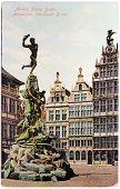 Estátua de Brabo de Antuérpia